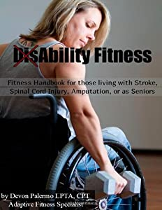 DisAbility Fitness from lulu.com