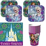 Disney Frozen Party Supplies Pack Inc...