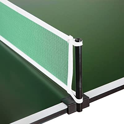 Hathaway Quick Table Tennis Conversion Top, Green