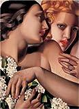 img - for Tamara de Lempicka: The Artist, The Woman, The Legend by Emmanuel Breon (2007-03-06) book / textbook / text book