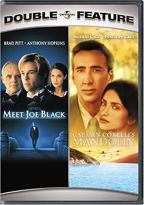 Meet Joe Black / Captain Corelli's Mandolin (Double Feature)