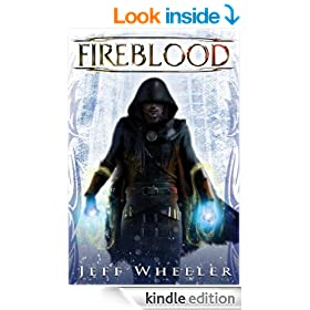 Fireblood (Whispers from Mirrowen)