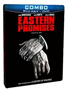 Eastern Promises: SteelBook Edition [Blu-ray + DVD]