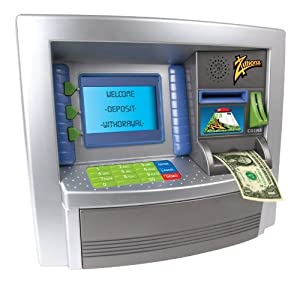 Zillionz - Savings Goal ATM Bank, 3011006 by Summit