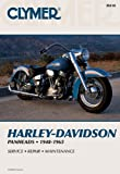 Clymer Harley-Davidson H-D Panheads 48-65: Service, Repair, Maintenance