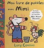 echange, troc Lucy Cousins - Mon livre de puzzles avec Mimi