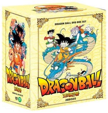 ドラゴンボール / DRAGON BALL 全編 DVD BOX(全話153話収録/26DISC)(IMPORT)