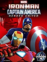 Iron Man & Captain America: Heroes United [HD]