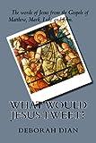 What Would Jesus Tweet?