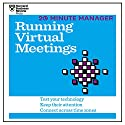20 Minute Manager: Running Virtual Meetings Audiobook by  Harvard Business Review Narrated by James Edward Thomas