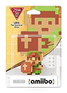 Nintendo 8-Bit Link: The Legend of Zelda amiibo - Nintendo Wii U by Nintendo