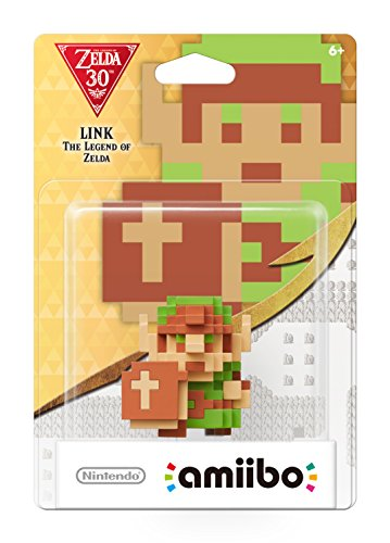Amiibo 8-Bit Link: The Legend of Zelda
