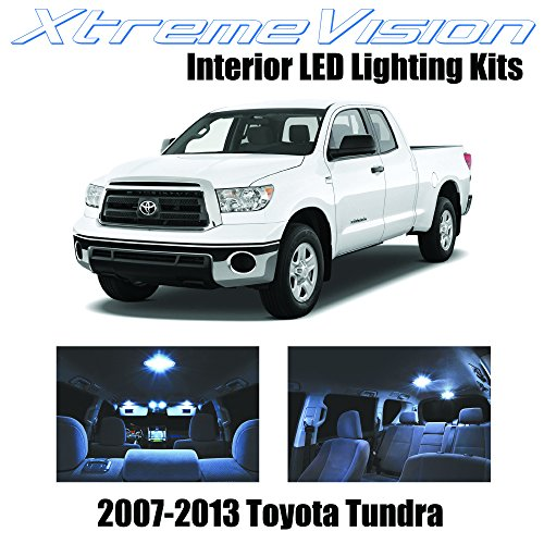Xtremevision Toyota Tundra 2007 2013 17 Pieces Cool