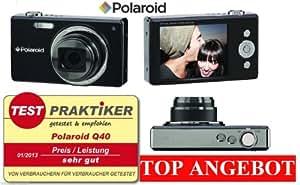 Polaroid Q40 ( 16 Megapixel,8 -x opt. Zoom (3 Zoll Display) )