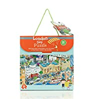 London Day Puzzle Game