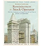 img - for Reminiscences of a Stock Operator(Hardback) - 2010 Edition book / textbook / text book
