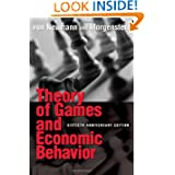 Theory of Games and Economic Behavior (Commemorative Edition) (Princeton Classic Editions)