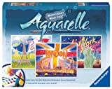Ravensburger Aquarelle Maxi World Cities
