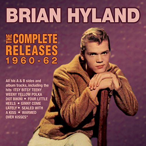 Brian Hyland - Complete Releases 1960-62 - Zortam Music