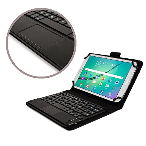 Click to buy Cooper Cases(TM) Touchpad Executive Archos 70/70b Titanium, 70/80b Xenon Tablet Bluetooth Keyboard Folio in Black (Removable QWERTY Keyboard; Built-in Stand; Rechargeable Battery) - From only $34.95