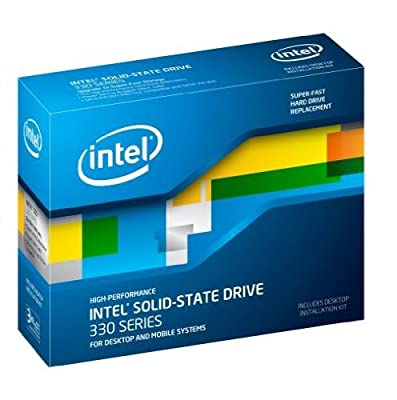 Intel 330 Series 120GB 2.5 inch Solid State Drive by Intel