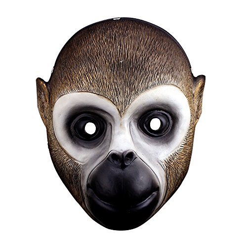 Angel Supply Payday 2 Cosplay Mask Halloween & Party Mask Monkey
