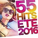 55 Hits �t� 2016 (Coffret 3CD)