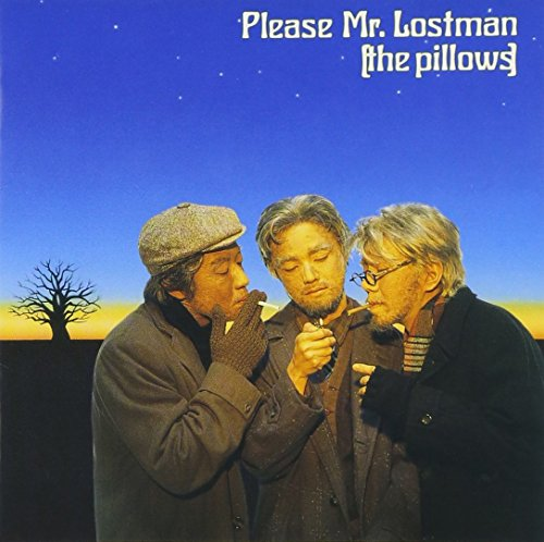 CD : The Pillows - Please Mr.Lostman