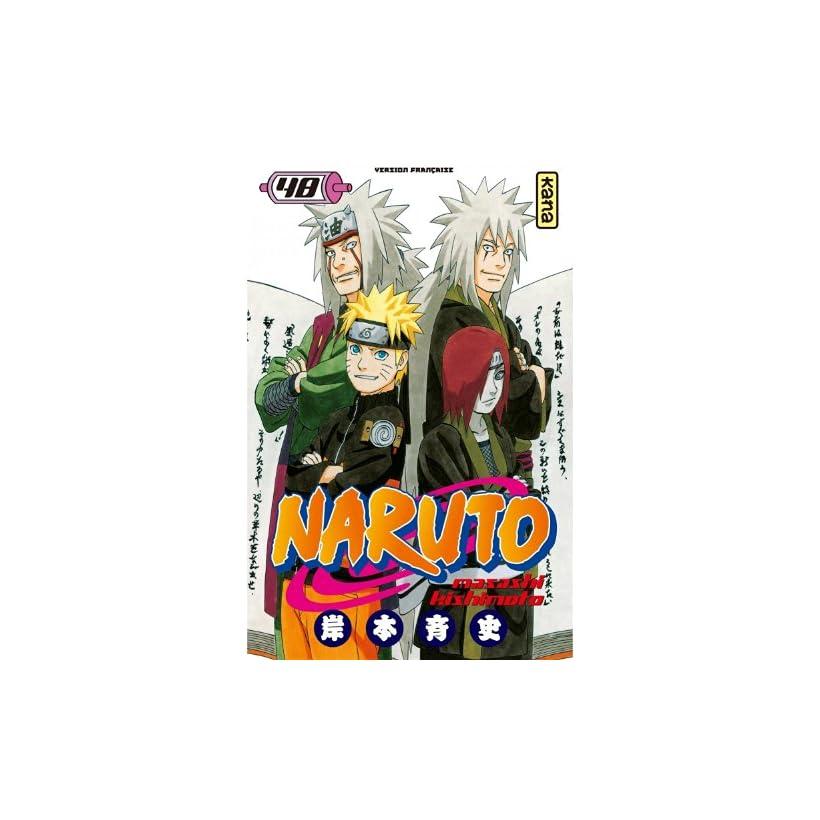 Naruto Tome 48 (Shonen) (French Edition) eBook Masashi
