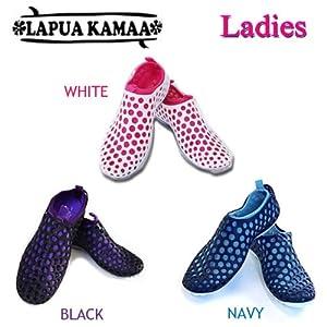 LAPUA KAMAA 【ラプアカーマ】 スパイダーネットシューズ レディース B2-2002L-A 【アウトドア マリンシューズ サンダル】 (NAVY, L[24.0-24.5cm])