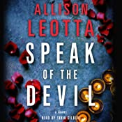 Speak of the Devil: A Novel | [Allison Leotta]