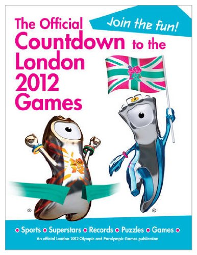 The Official Countdown to the London Olympic Games 2012. Simon Hart (London 2012)