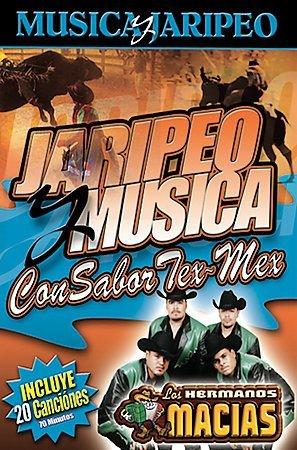Jaripeo Y Musica Con Sabor Tex-Mex [DVD] [1997] [Region 1] [US Import] [NTSC]