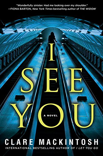 Book Cover: I See You