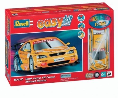revell-07117-easy-kit-maqueta-de-opel-astra-v8-coupe-manuel-reuter-escala-132