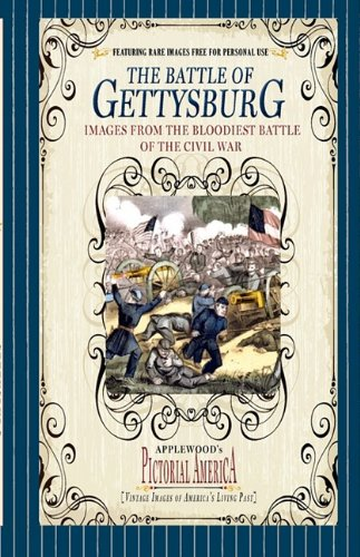 The Battle of Gettysburg (Pictorial America)