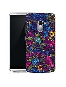 Kaira brand Designer Back Case Cover for Lenovo K4 Note (Leaves)