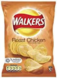 Walkers Crisps Roast Chicken 34.5 g (Pack of 48)