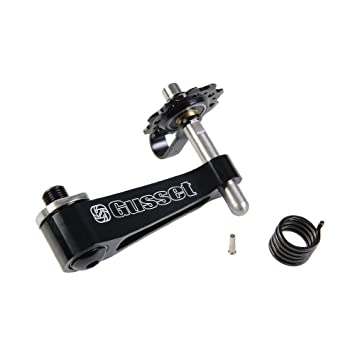 Gusset Squire chain tensioner, black available at Amazon for Rs.6346
