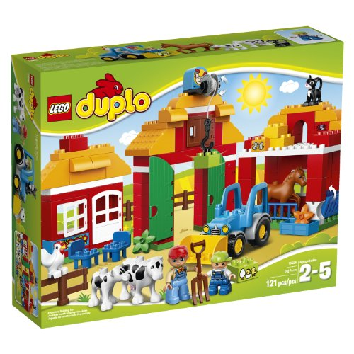 LEGO-DUPLO-Ville-10525-Big-Farm