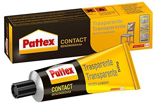 Pattex 1419320 - Cola de contacto transparente (blíster 50 g)