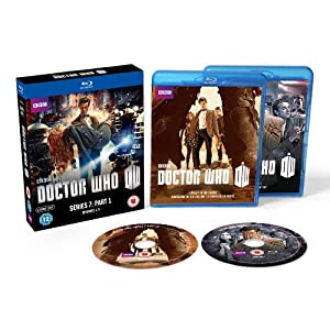 Doctor Who - Series 7 Part 1 [Blu-ray] [Import anglais]