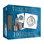 Nickel-Quarter 2x2 Mylar Protective C...