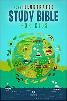 HCSB Illustrated Study Bible for Kids