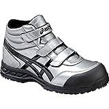 [アシックスワーキング] 安全靴・作業靴  FIS53S 9390 シルバー/ブラック 27