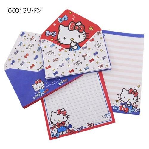 Hello Kitty [letter] envelope stationery / Ribbon candy Sanrio [Ribbon]