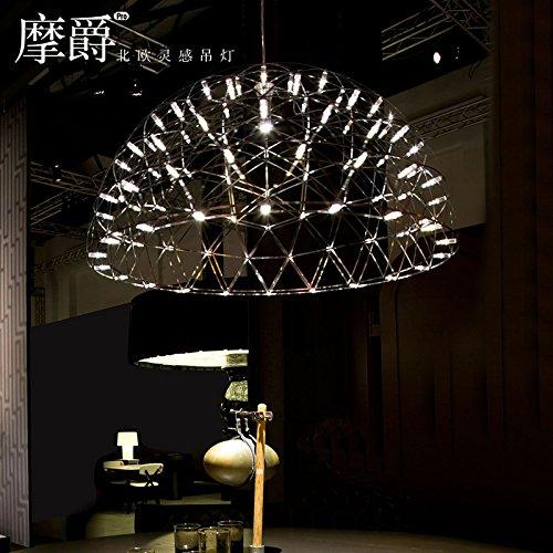 candelabros-personalidad-creativa-restaurante-sparks-led-bola-voladora-moooi-creative-star-salon-mod