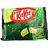 Japanese Kit Kat - Maccha Green Tea Bag 4.91 Oz (Pack of 3)