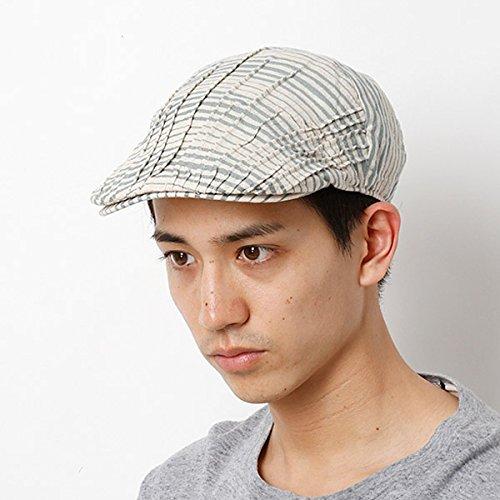 グレース(Grace) 帽子(サルトハンチング)【P.BL/1サイズ】