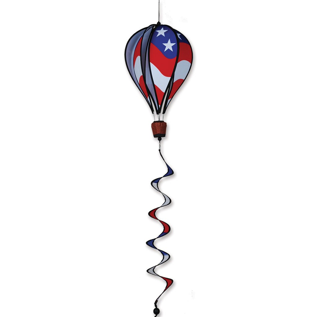fourth of july hanging wind spirals and spinners fourth